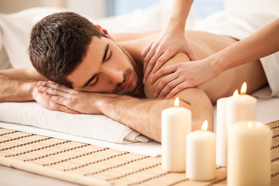 Ayurvédique massage